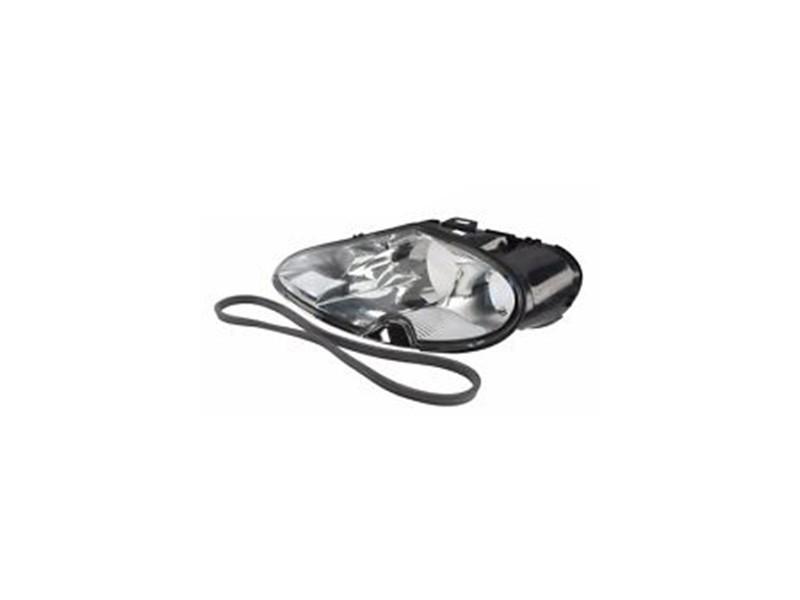 Headlamp Lens & Seal Jaguar XK8
