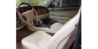 Leather seat covers Jaguar XK8 & XKR