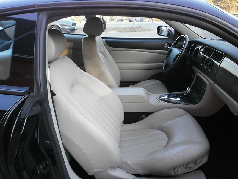 Housses de siège pour Jaguar XK8 et XKR