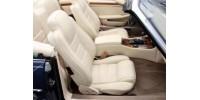 Leather seat covers Jaguar XJS 94 - 96