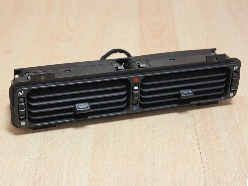 Front facia centre console air vent Jaguar XK8