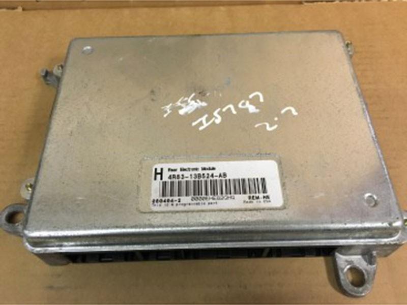 Module électronique arrière Jaguar S-Type 4R83-13B524-AB