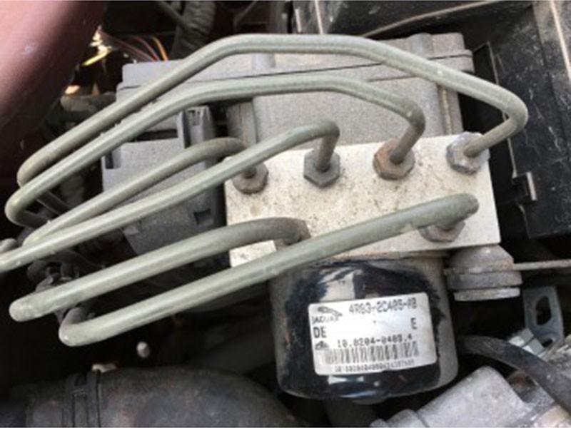 Bloc ABS Jaguar S-Type 4R83-2C405-AB