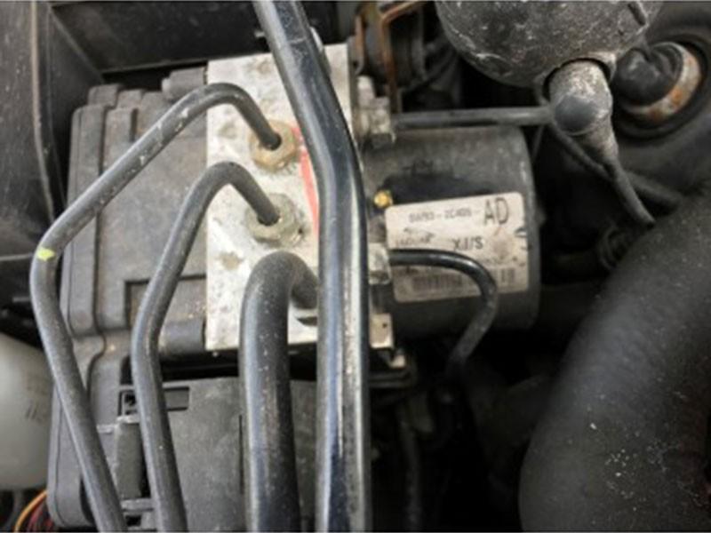 Bloc ABS pour Jaguar S-Type 5W93-2C405-AD