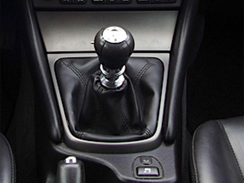 Soufflet de levier de vitesse Jaguar X-Type