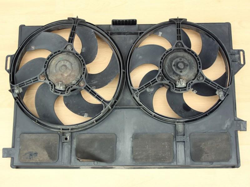 Radiator cooling fan MJB4270BB Jaguar XKR