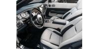 Sheepskin floor mats Rolls Royce