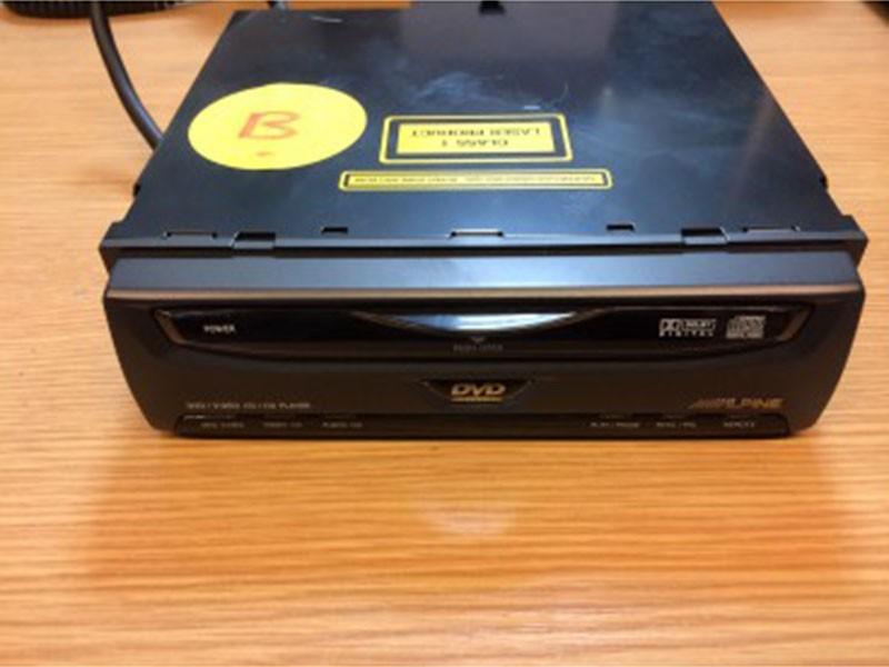 Lecteur DVD Jaguar XJ X350