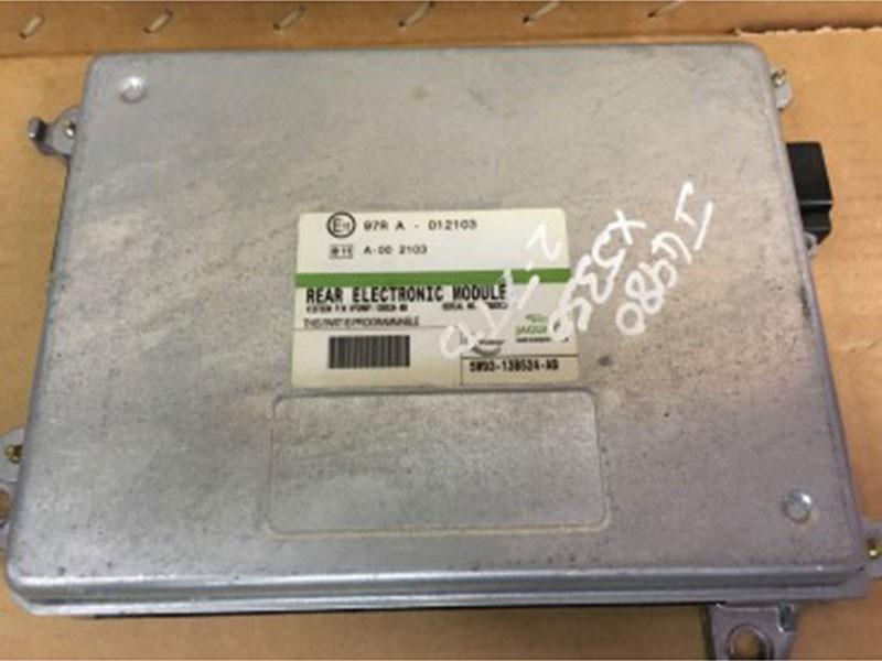 Rear electronic module 5W93-13B524-AB Jaguar XJ X350