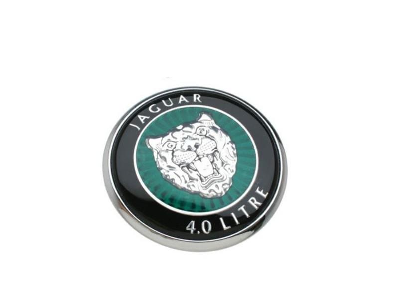 Badge de capot HJE5900AA Jaguar XK8