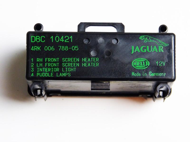 Module multi-relai Jaguar XJ40 3.2