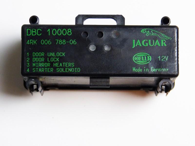 Multi-relay module DBC10008 Jaguar XJ40