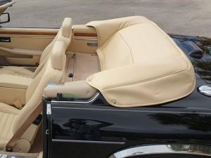 Couvre-capote Jaguar XJS 89 - 93