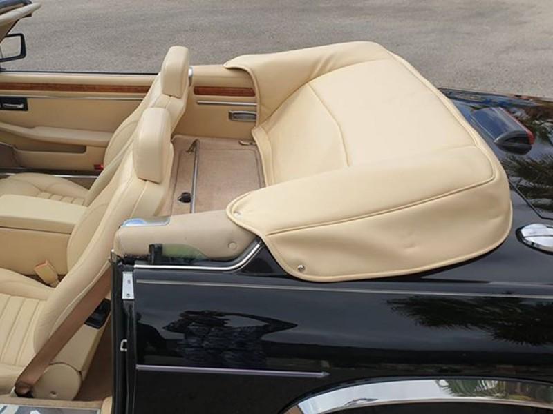Vinyl Boot cover Jaguar XJS 89 - 96