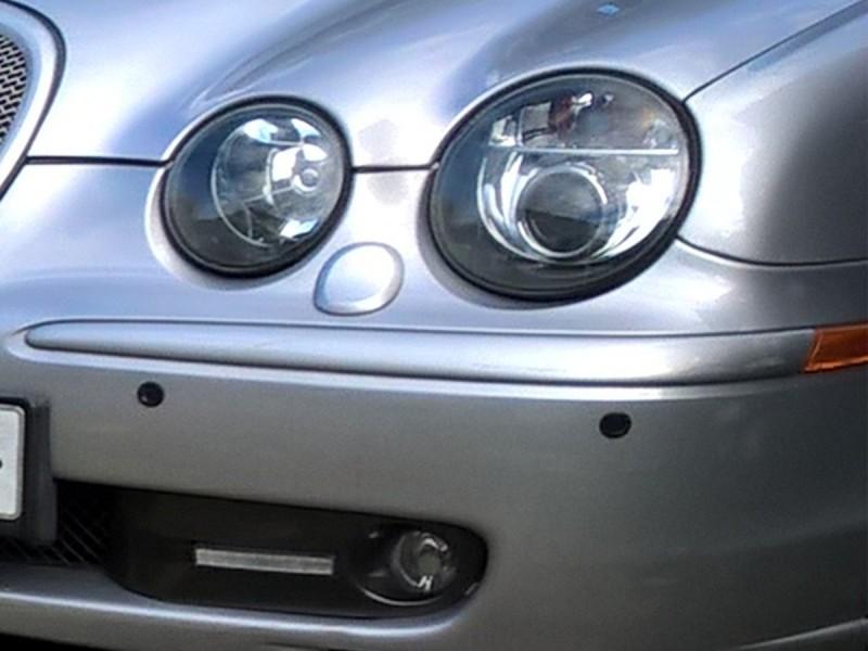 Lame de pare-chocs Jaguar S-Type Ph1 & 2