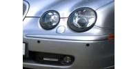 Front bumper blade Jaguar S-Type Ph1 & 2