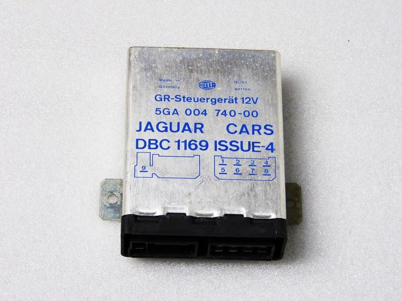 Cruise control module DBC1169 Jaguar XJ40