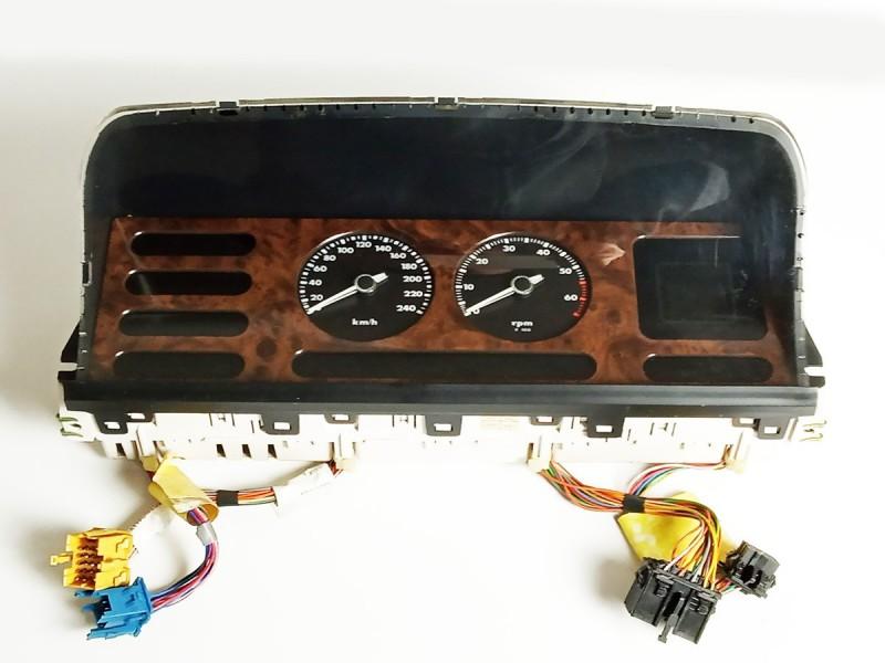 Instrument cluster DBC3156 Jaguar XJ40