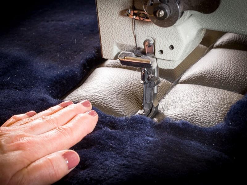 Tapis en laine d'agneau grand luxe Jaguar XJ