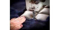 Échantillon laine d'agneau