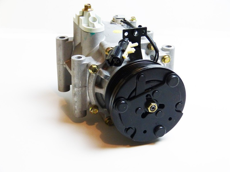 AC Compressor Jaguar S-Type V8
