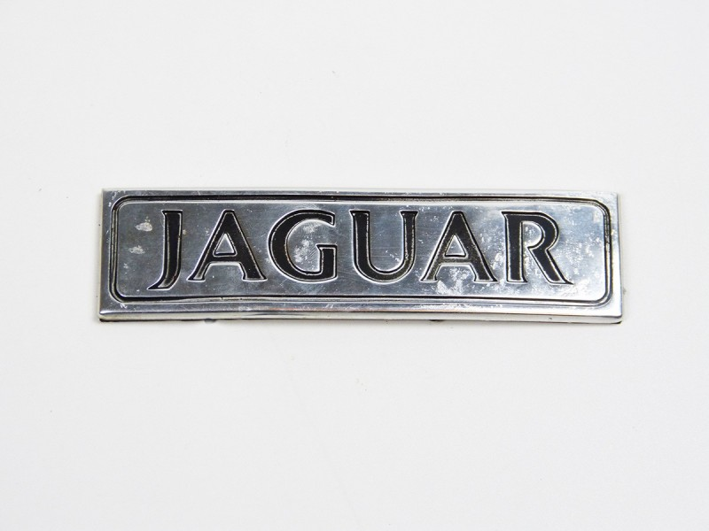 Trunk Lid Badge BEC10674 Jaguar XJ40