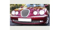 Lower Mesh Grille Jaguar S-Type 1999 - 2004