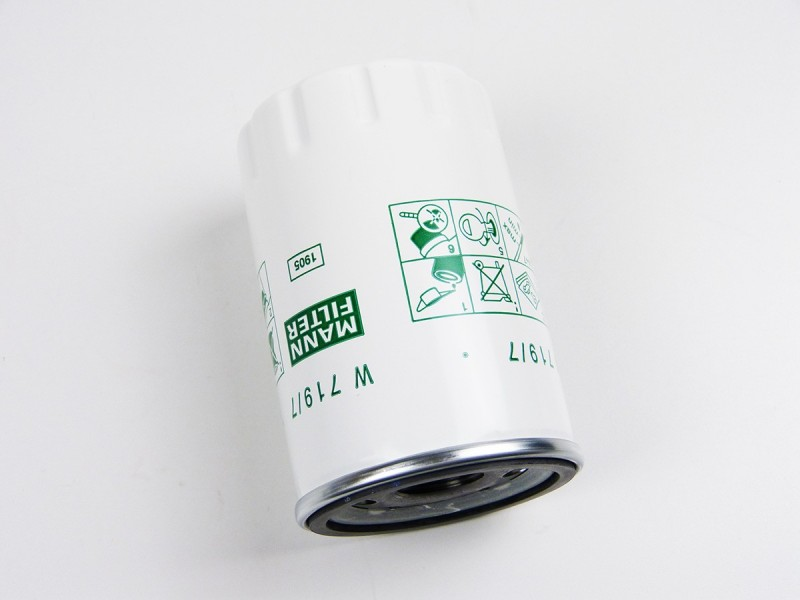 Oil filter EAZ1354 Jaguar S-Type 4.0