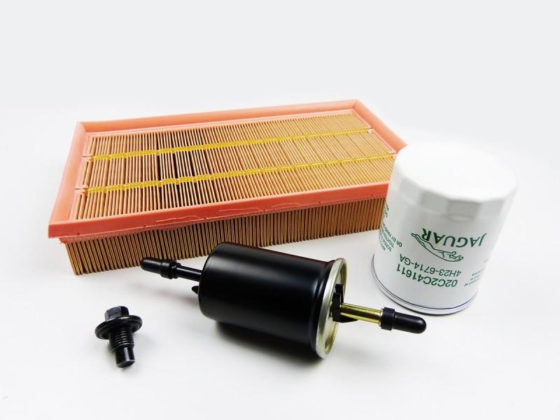 Kit filtres et entretien Jaguar S-Type 4.2