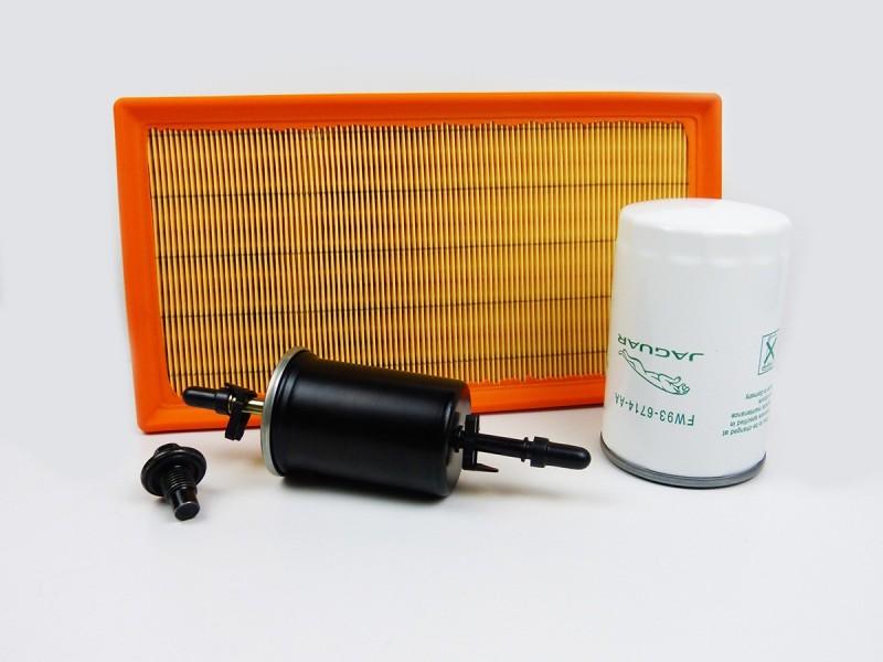 Kit filtres et entretien Jaguar S-Type 3.0