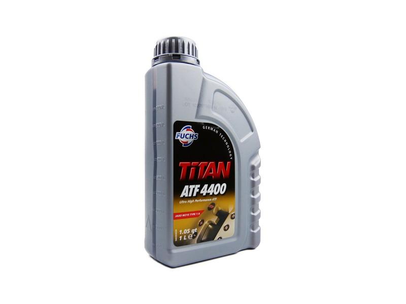 Huile de boite automatique Fuchs Titan ATF 4400