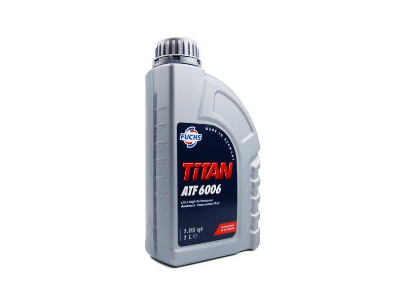 Huile de boite automatique Fuchs Titan ATF 6006