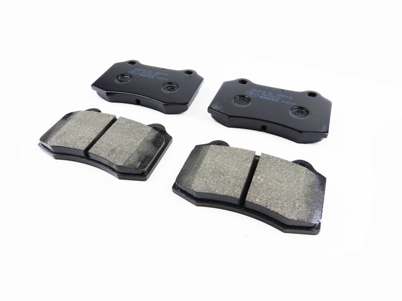 Rear brake pad set Jaguar XJR X350 / S-Type R