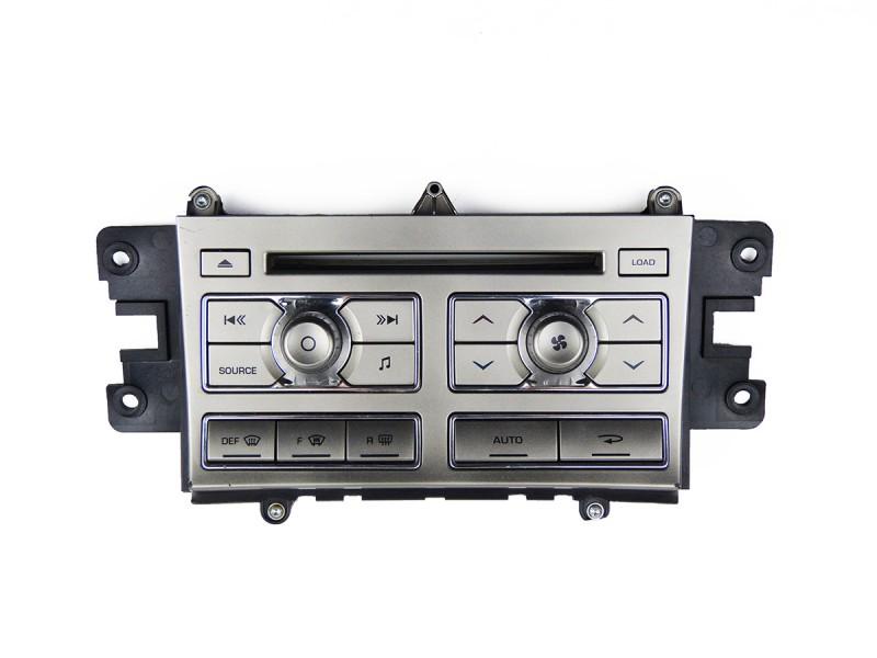 Panneau de commande climatisation & radio Jaguar XF