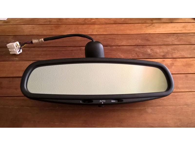 8 pins Rear View Mirror HJD3134AC Jaguar XJ X308
