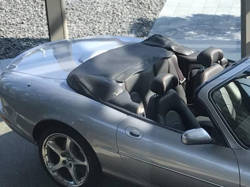 Couvre-capote Jaguar XK8 & XKR
