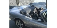 Boot cover / Tonneau cover Jaguar XK8 / XKR
