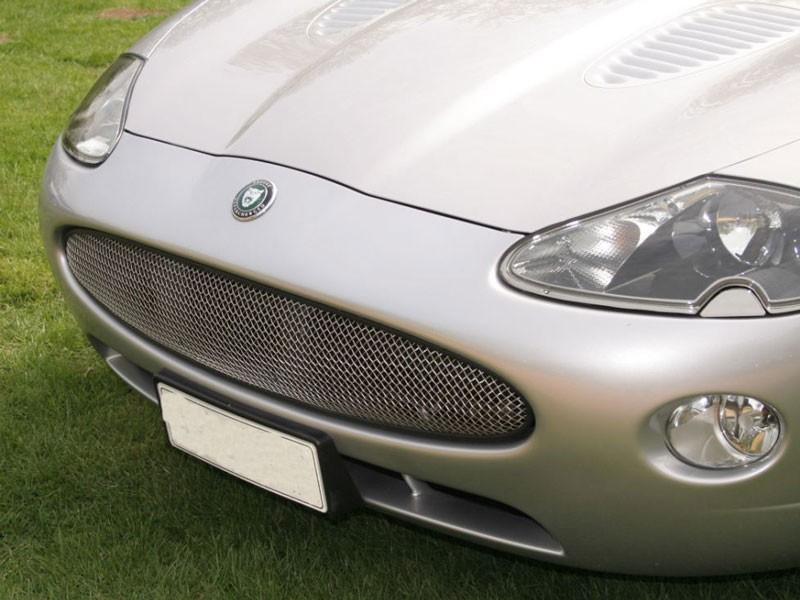 Grille de radiateur convexe pour Jaguar XK8