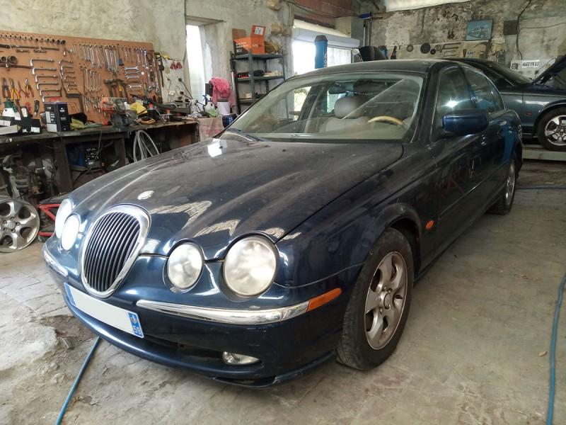 Jaguar S-Type 3.0 Ph1
