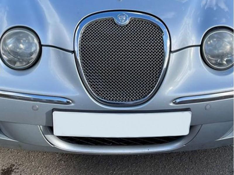 Calandre complète Jaguar S-Type 2004 - 2008