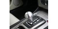 Pommeau de levier de vitesse en aluminium Jaguar