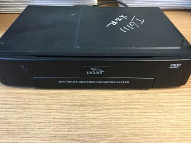 Navigation DVD module LJD2442AB Jaguar XJ X308