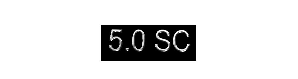 XJR 5.0 SC