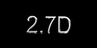 XF 2.7D