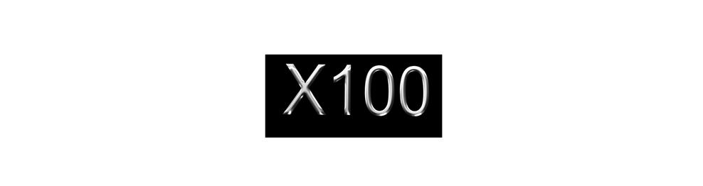 X100 (1996 - 2005)