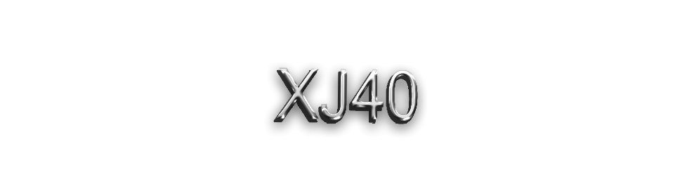 XJ40 (1986 - 1994)