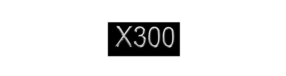 X300 (1994 - 1997)