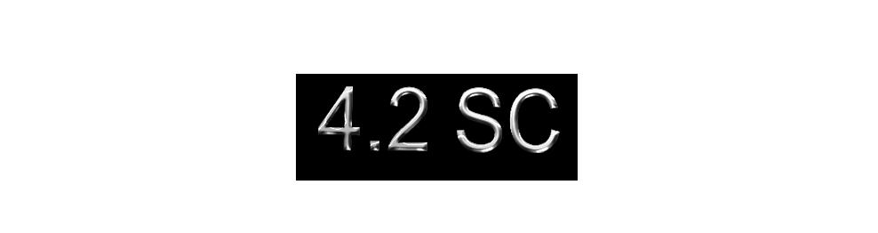 XKR 4.2 SC